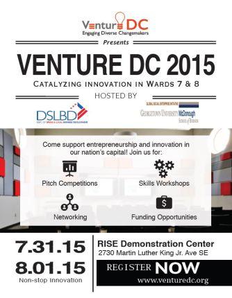 Venture DC Flyer